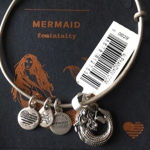 Alex and Ani Mermaid femininity bracelet